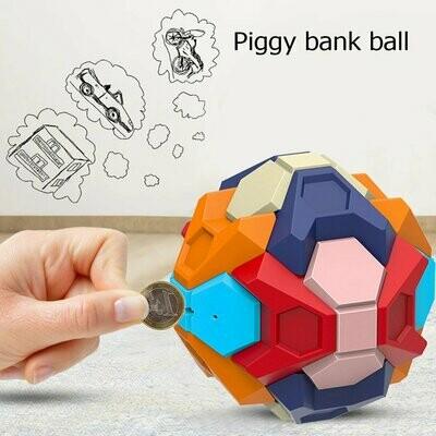 兒童智力組裝錢罌 | Kids Puzzle Assembly Ball