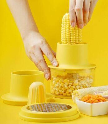 多功能刨粟米器 | Multifunctional Corn Stripper