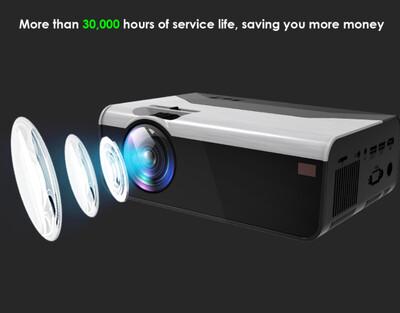 便携式高清投影機 | MINI LED HD Projector