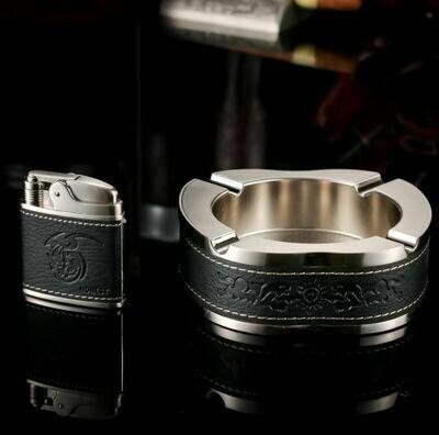 HONEST英倫煙灰缸套裝 | Metal Gas Ashtray Set