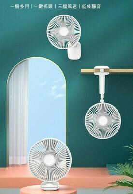 F8 座檯可夾式風扇 | F8 Desk & Clip Fan