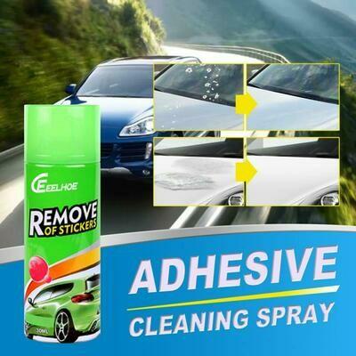 強力膠貼清除噴劑 | Super Stickers Removal Spray