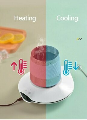 UFO 2合1冷暖杯墊 | 2 in 1 Heating & Cooling Cup Plate