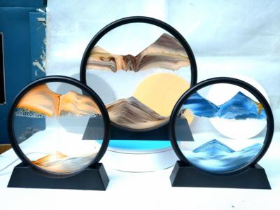3D流沙擺件|3D Quicksand Ornaments