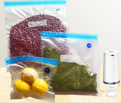 迷你電動食品抽氣泵套裝 丨 Mini Food Vacuum Machine