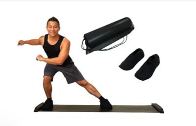 速滑健身訓練板 丨 Slide Board