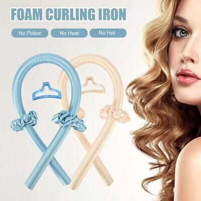 無熱睡眠捲髮棒套裝 | Heatless Curling Rod Headband