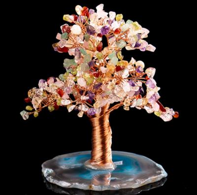 發財水晶樹 丨 Feng Shui Crystal Tree