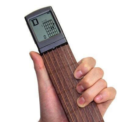 6弦口袋吉他和弦練習器 | Pocket Guitar Chord Trainer