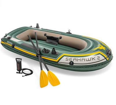 Intex Seahawk2 Boat Set