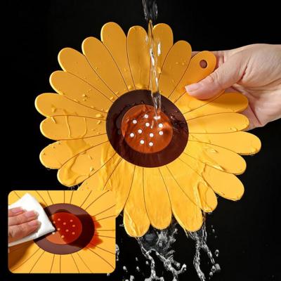簡約向日葵隔熱墊 | Sunflower Heat-proof Mat(1套3個入, 尺寸不同)