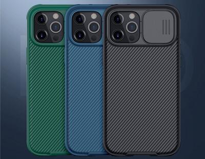 Nillkin滑蓋手機殼 |  NILLKIN Camshield Pro Camera Protection Case  (iphone12)