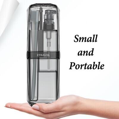 ETRAVEL洗漱六件套 | 6pcs Portable Travel Wash Cup