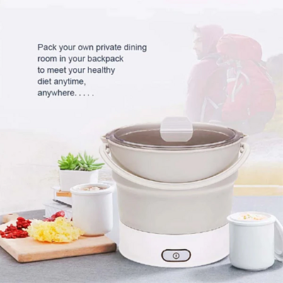 便攜折疊電煮鍋 (全球通用)丨Portable Folding Hot Pot