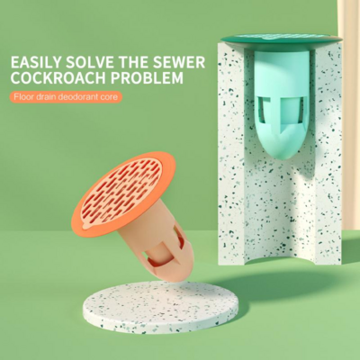 地漏過濾器| Floor Cover Deodorant Core(4個入)