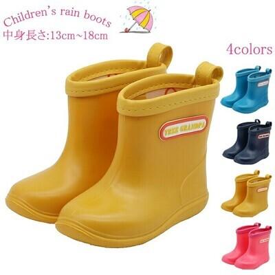 日本TREE GRANDPA兒童水鞋 | TREE GRANDPAキッズ レインシューズ