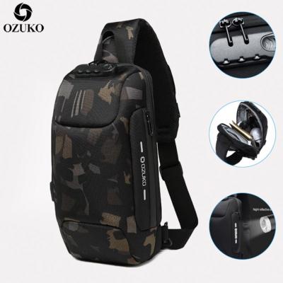 OZUKO 防盜斜孭包   OZUKO Anti-theft Crossbody Bag