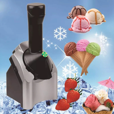 DIY雪糕機   Electric Ice Cream Machine