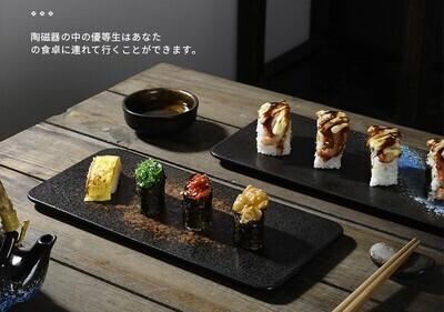 日式陶瓷壽司盤