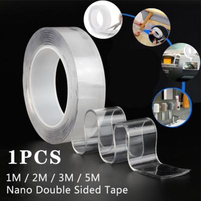 強力納米雙面膠貼(加厚及加寬版) Nano Double-Sided Tapes