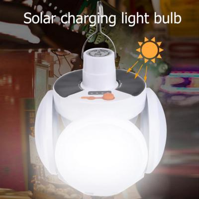 Foldable Solar Led Lamp