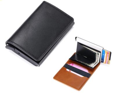 RFID 防盜銀包 Slim RFID Blocking Wallet