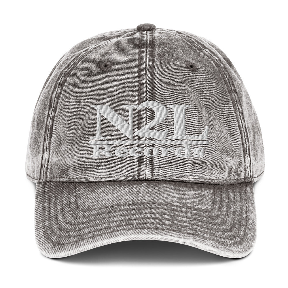 N2L Vintage Cotton Dad Cap