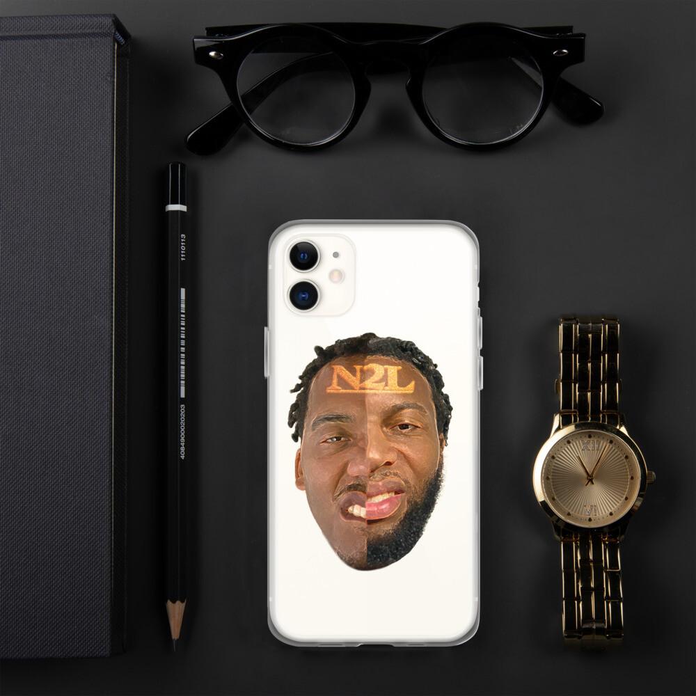 LA CABEZA iPhone Case