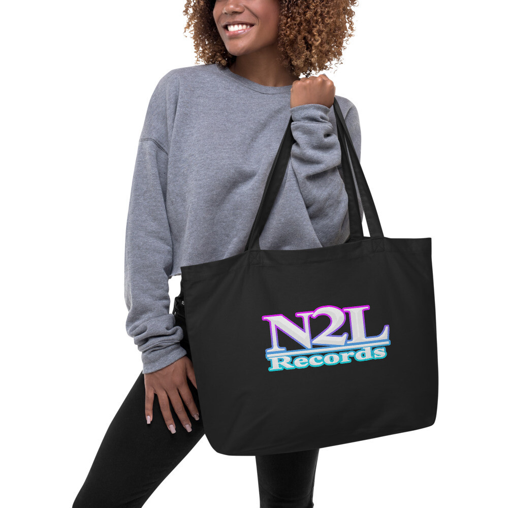 N2L Large Organic Tote Bag