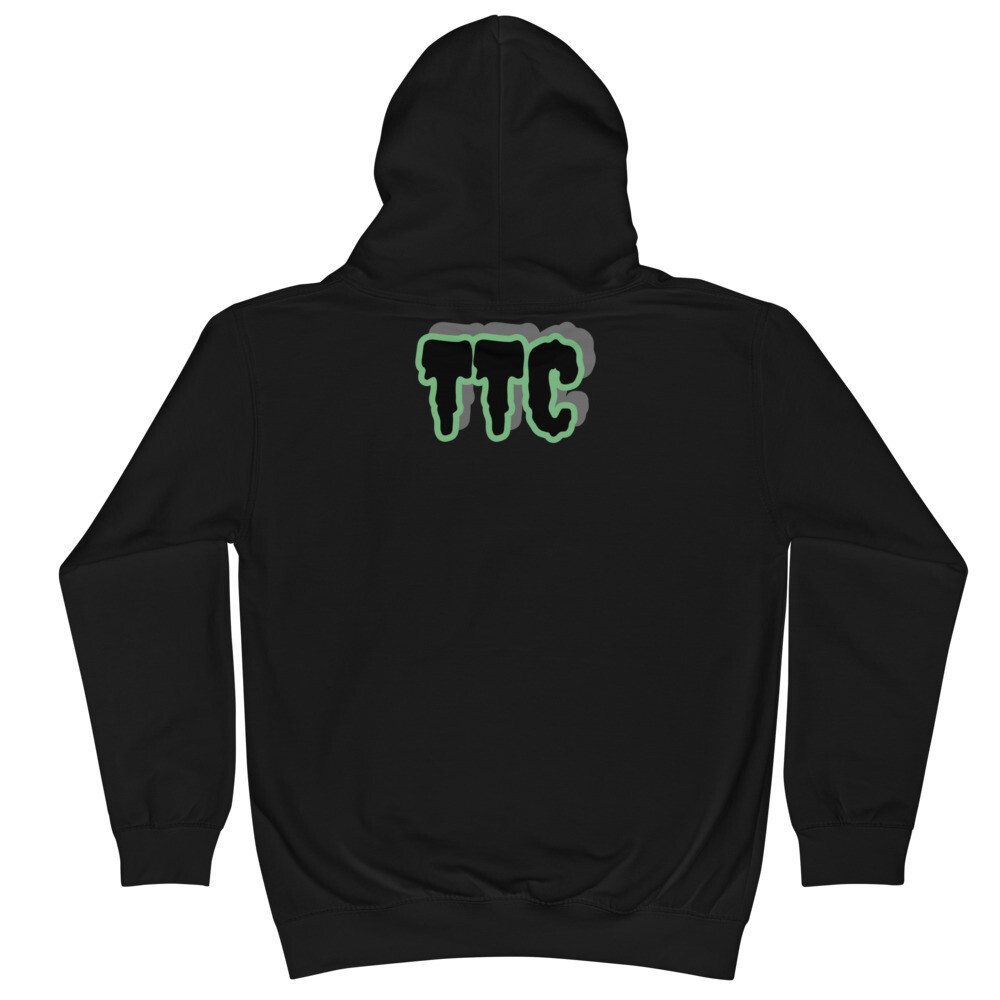 N2L DRIPPY LOGO TTC Kids Edition Hoodie