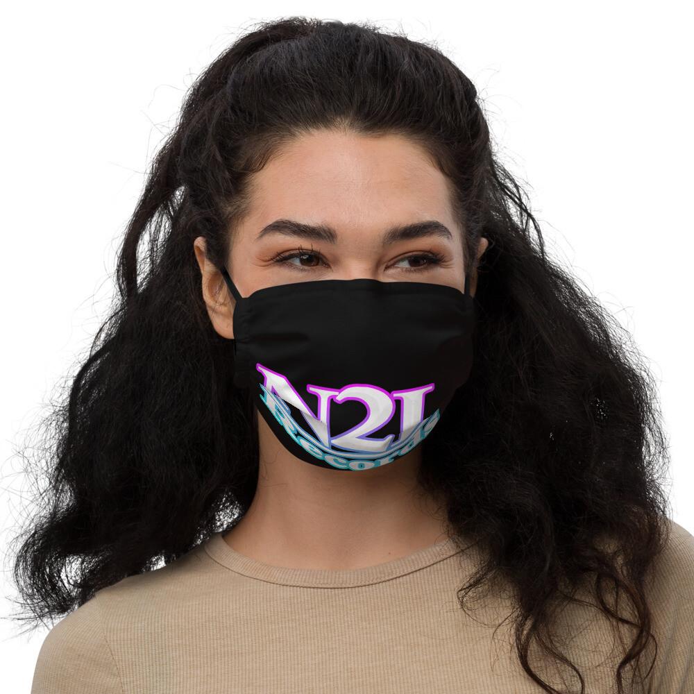 """""""KUBAN NIGHTS"""" Premium Face Mask"""