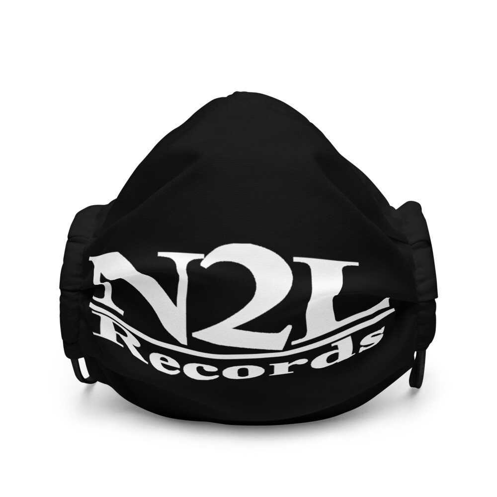 N2L RECORDS Premium Face Mask