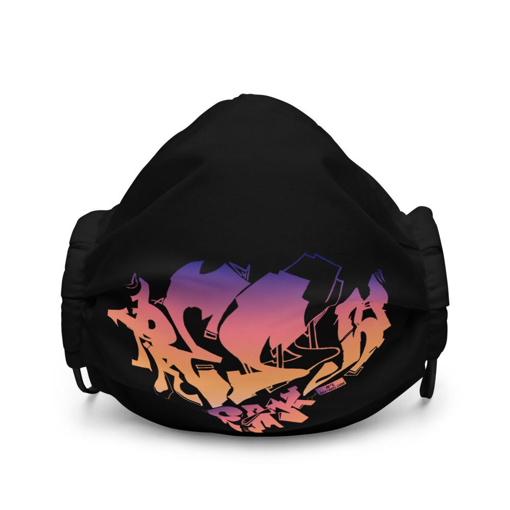 """PRE$$HA PAX"" Premium Face Mask"