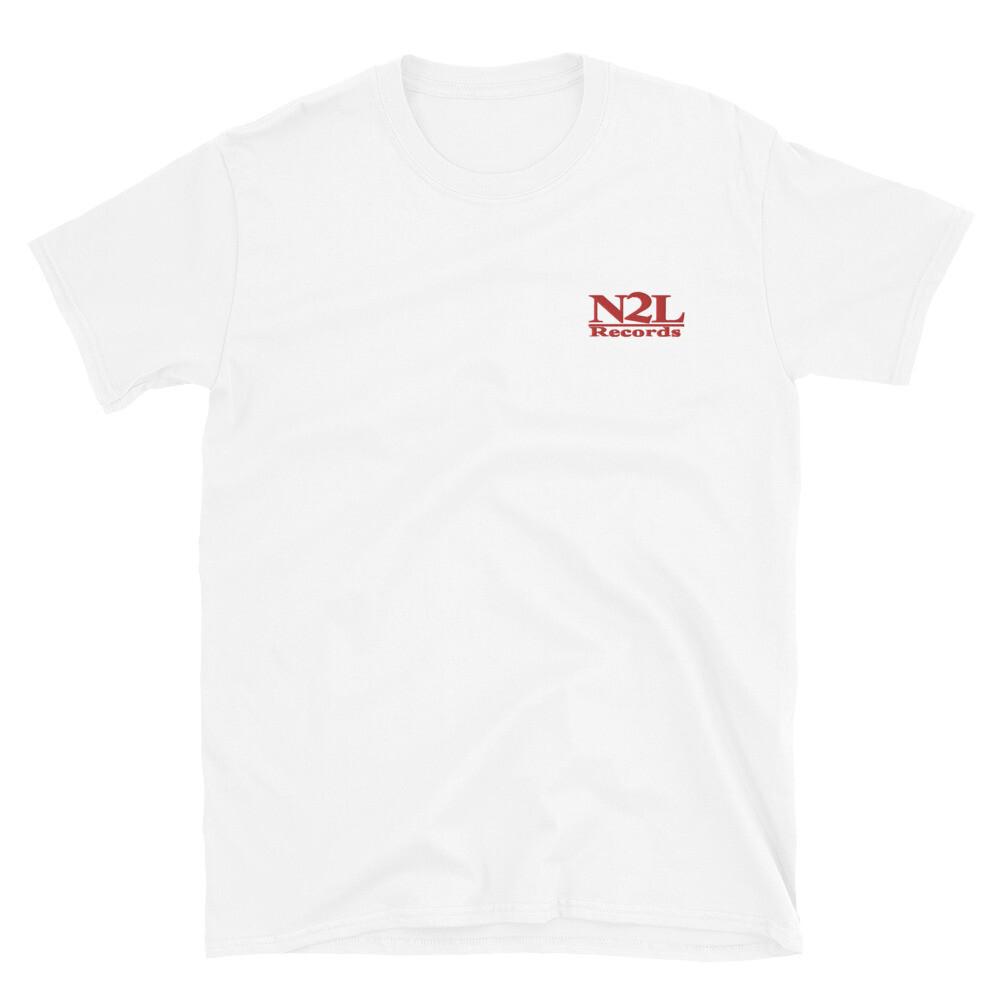 N2L RECORDS KLAZZIK (Embroidered) Short-Sleeve Unisex T-Shirt
