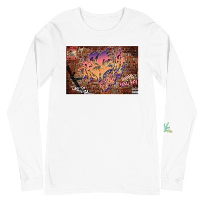 PRE$$HA PACK Unisex Long Sleeve Tee