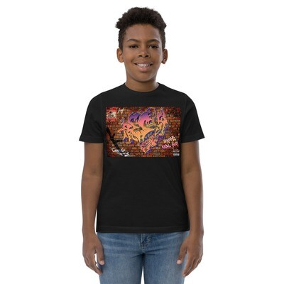 PRE$$HA PACK Youth jersey T-shirt