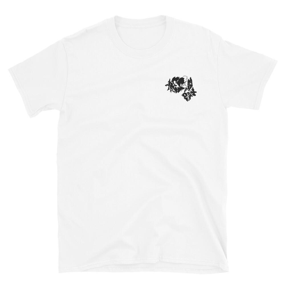 PRE$$HA PAX No Extras Short-Sleeve Unisex T-Shirt