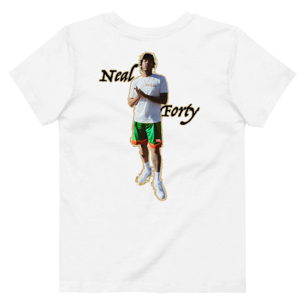 Morals OVER Money Organic Cotton Kids (Unisex) T-shirt