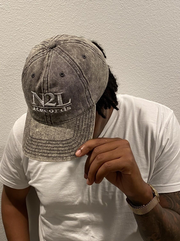 N2L RECORDS Vintage Cotton Dad Cap