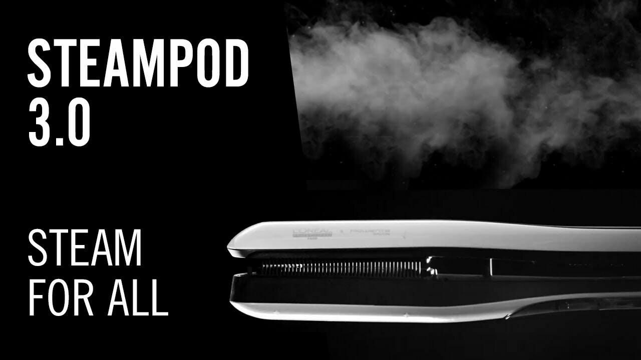 Steampod 3.0   L'Oréal Professionnel