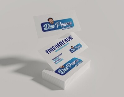 Business Cards (default amount = 250)