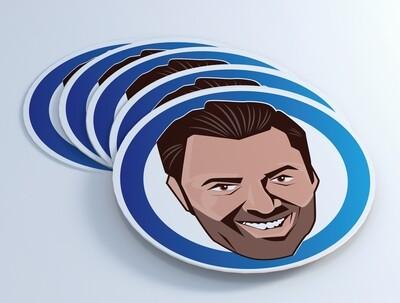 Coasters (default amount = 5)