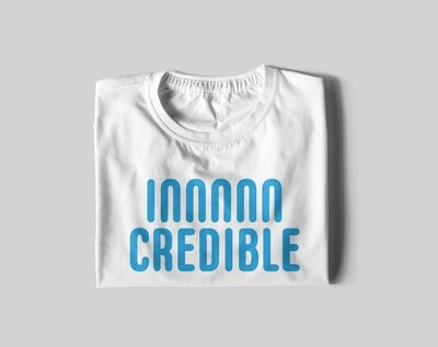 Innnnn Credible t-shirt