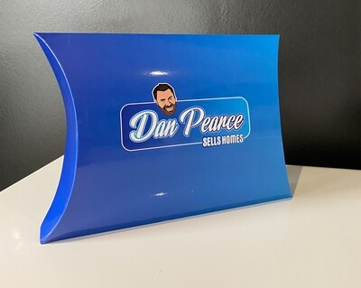 10x Dan Pearce keys pillow box