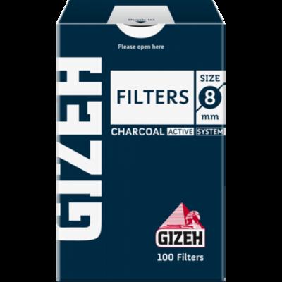 GIZEH FILTER REGULAR 8mm