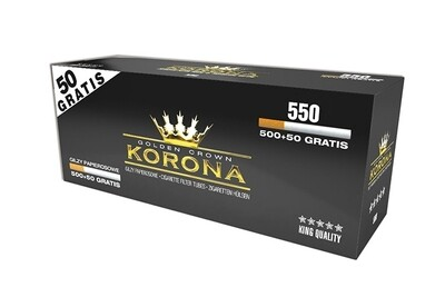 Korona filteri 500