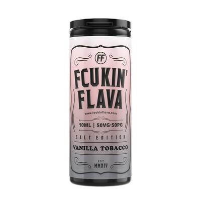 Vanilla Tobacco Nic Salt 10ml