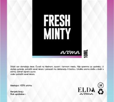 Fresh Minty