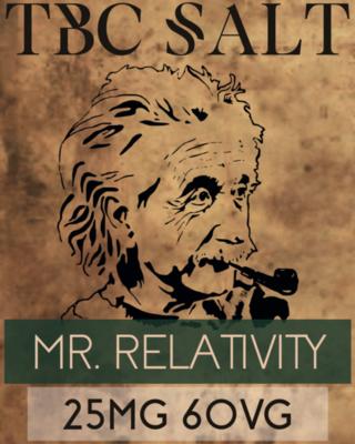 Mr. Relativity