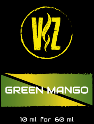 V&Z - GREEN MANGO 10/60